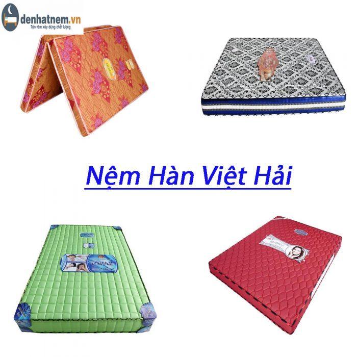 Nệm Hàn Việt Hải – Tự hào mang thương hiệu Việt