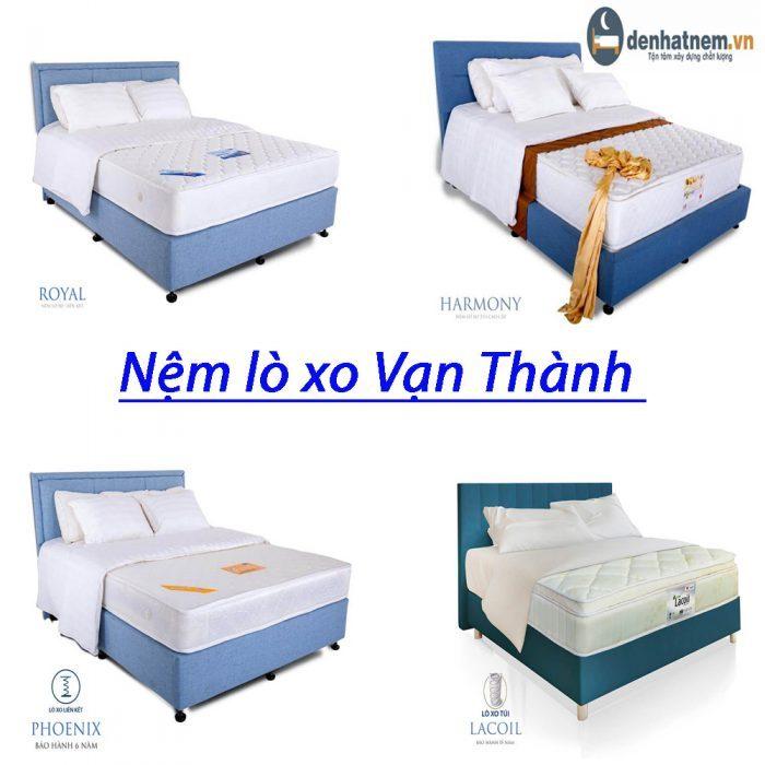 Nệm Lò xo Vạn Thành xứng đáng là sự lựa chọn dành cho mọi gia đình Việt