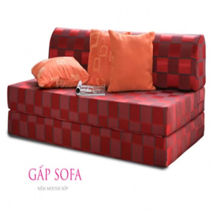 Nệm Gấp Sofa tích hợp được nhiều tính năng cần thiết