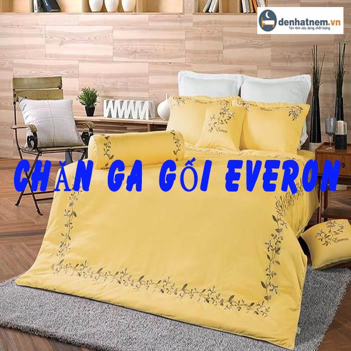 Chăn drap gối Everon - Lựa chọn thông minh của mọi nhà