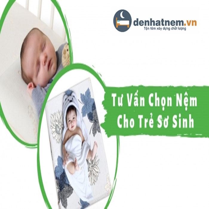 Tư vấn cách lựa chọn loại nệm tốt cho trẻ sơ sinh