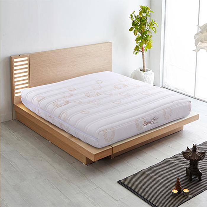 Chiếc nệm Hanvico chỉ thực sự hoàn mĩ khi nó vừa vặn với chiếc giường của bạn