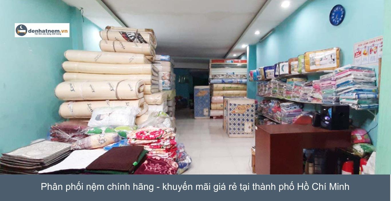 Cửa hàng Đệ Nhất Nệm phân phối nệm chính hãng giả rẻ