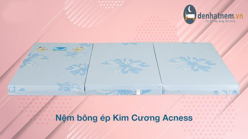 Đặc trưng của dòng sản phẩm nệm bông ép Kim Cương