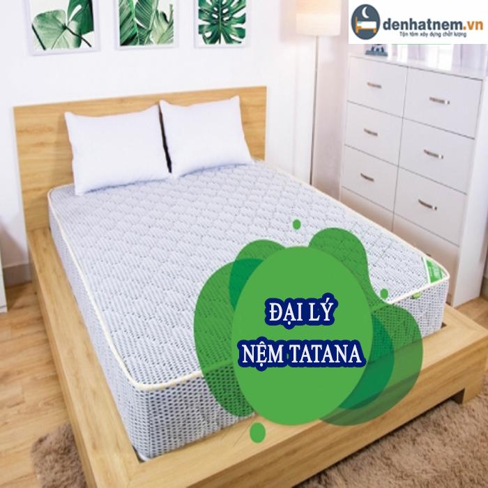 Đại lý nệm TATANA chính hãng giá tốt tại TPHCM