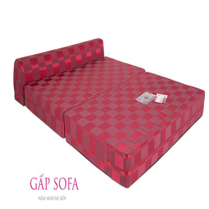 Nệm gấp Sofa Vạn Thành tích hợp nhiều tính năng cần thiết