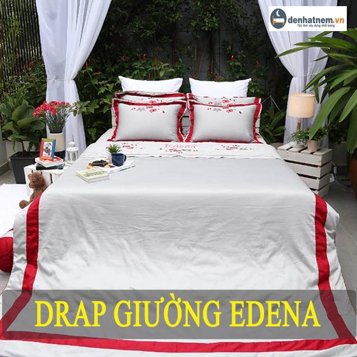 Drap giường Edena nào được ưa chuộng trong mùa nóng?