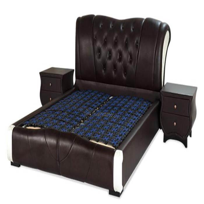 Giường cao cấp Diamond Chic với chất liệu gỗ tự nhiên bền chắc