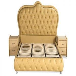 Giường có thiết kế sang trọng