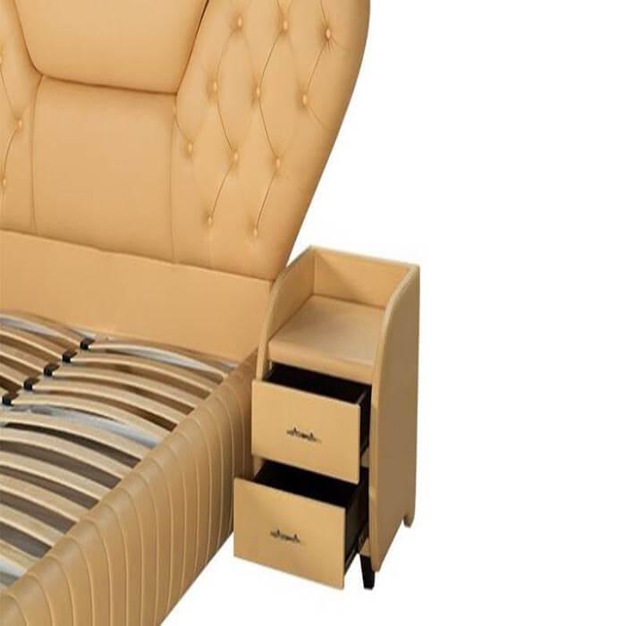 Giường có thiết kế sang trọng, cao cấp