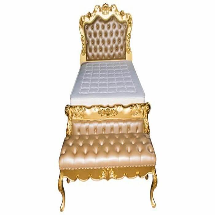 Giường cổ điển CĐ tôn lên vẻ đẹp quý phải cho phòng ngủ của bạn