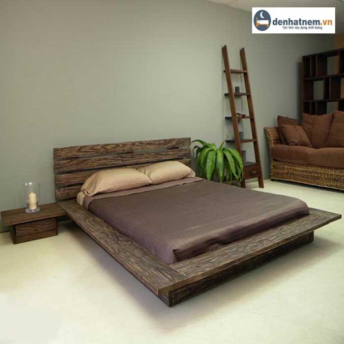 Giường ngủ kiểu Nhật - Mẫu giường được ưa chuộng số 1 tại Việt Nam