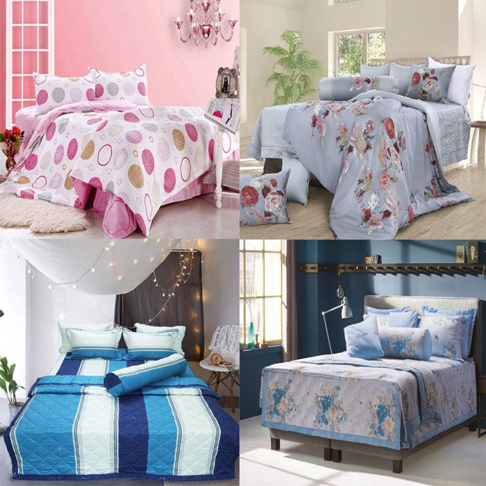 Top 5 mẫu drap trải giường đẹp, thời thượng nhất 2020