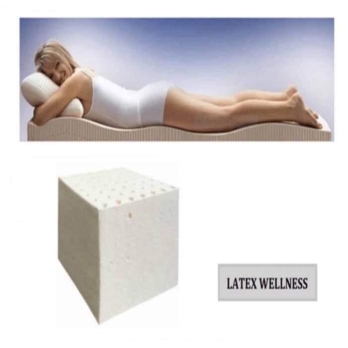 Nệm Everon Latex Wellness bảo hành 7 năm