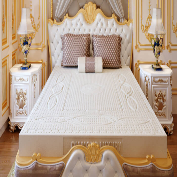 Nệm cao su cao cấp Kim Cương Diamond Luxury