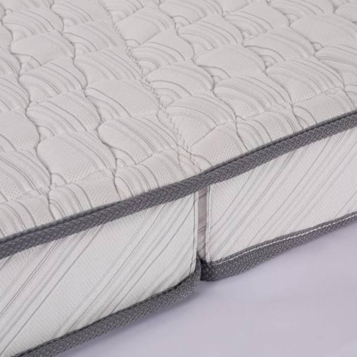 Nệm sử dụng công nghệ chống thấm và có lớp vải chống cháy