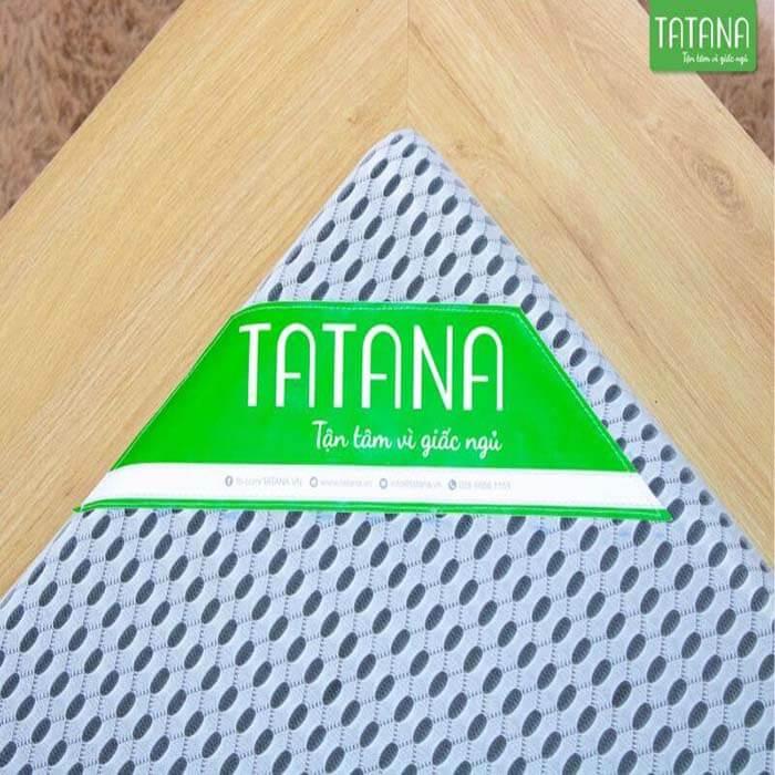 Nệm Tatana áo vải 4D Spacer