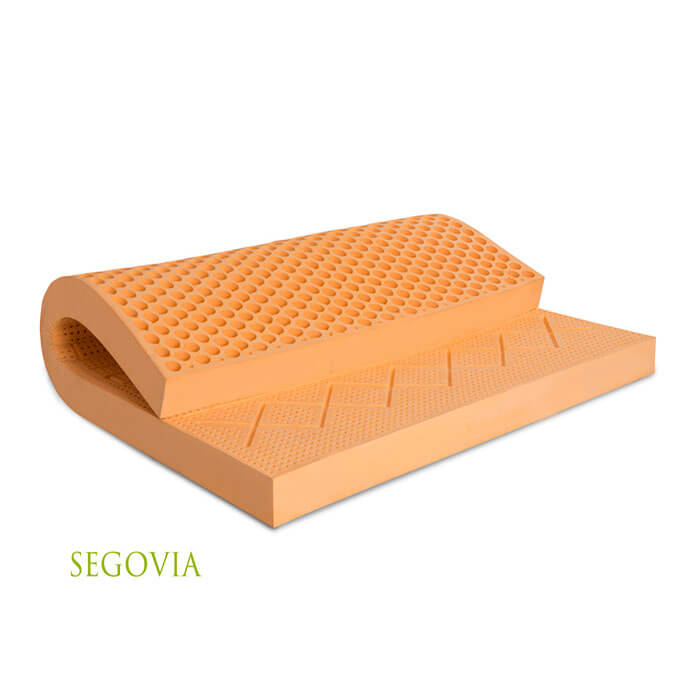Nệm cao su Segovia Vạn Thành