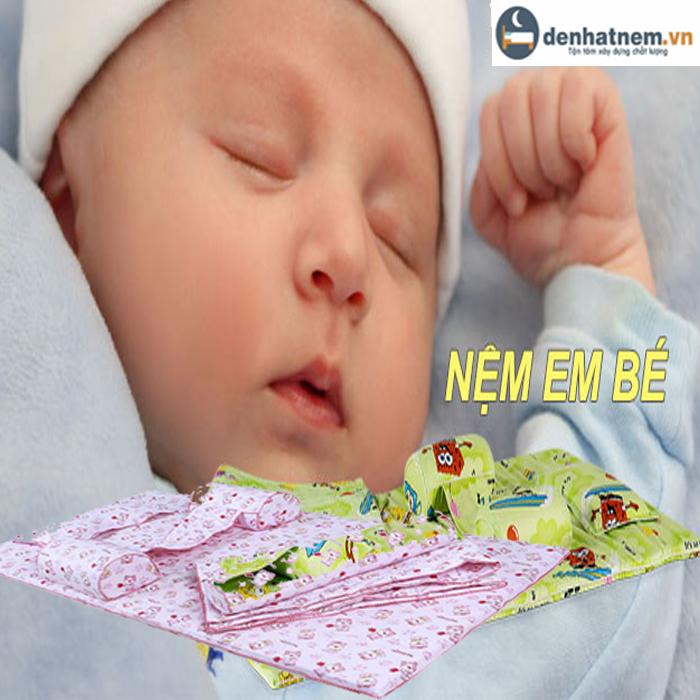 Kinh nghiệm mua nệm cho bé sơ sinh cực hiệu quả