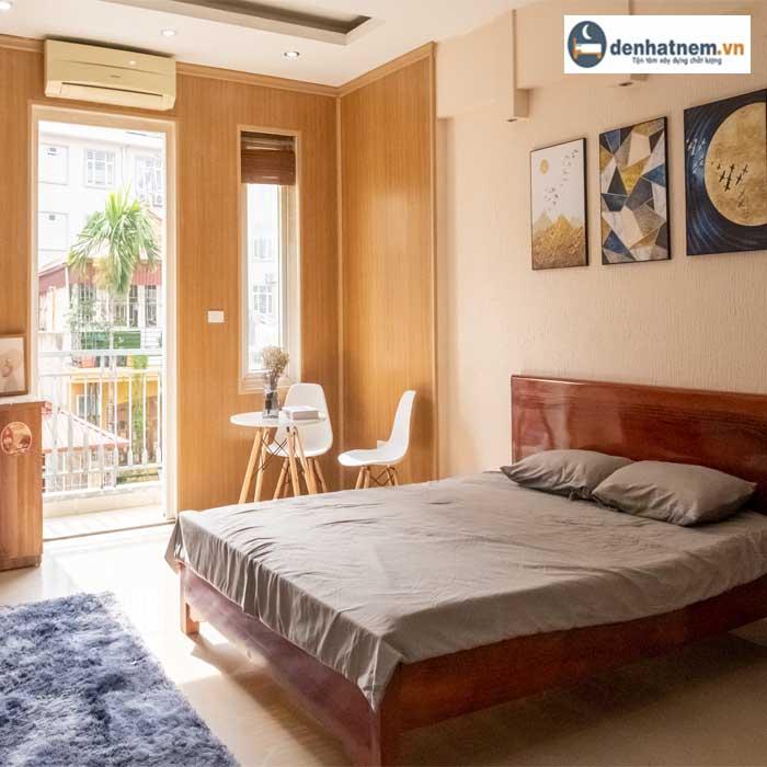 Tìm kiếm mẫu nệm cho phòng ngủ chung cư mini phù hợp nhất