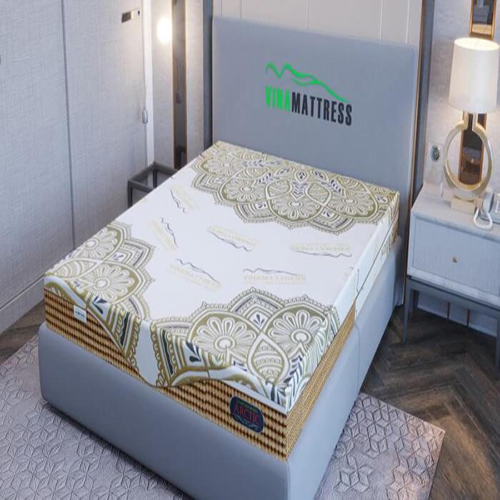 Thiết kế nệm tinh giản, đẹp mắt, phù hợp cho không gian sống hiện đại của nhiều gia đình