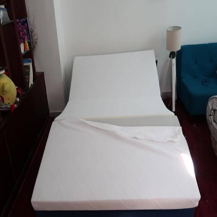 Nệm foam Adora Luxury thuận tiện cho việc di chuyển