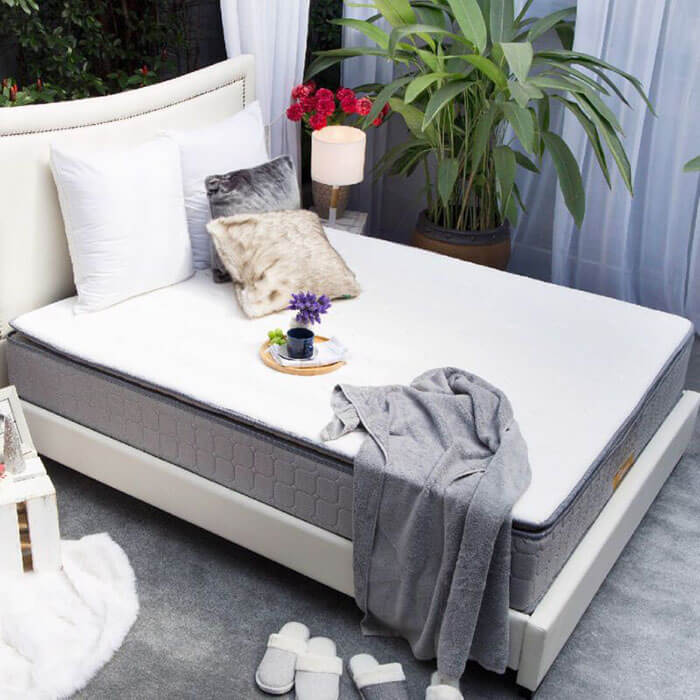 Nệm Edena chính là giải pháp tối ưu cho giấc ngủ gia đình bạn