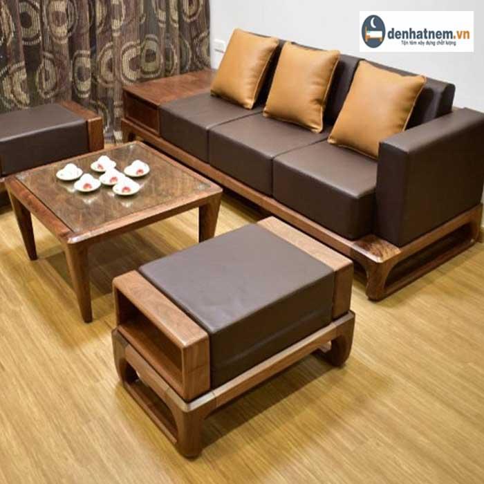 Sofa văng gỗ sồi là gì? Tại sao nó được ưa chuộng?