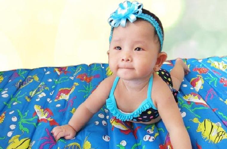 Giá bán nệm nước cho bé sơ sinh dao động từ khoảng 200 – 500 ngàn