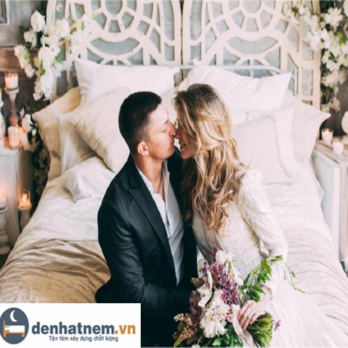 Xu hướng chọn nệm cưới cho những đôi uyên ương